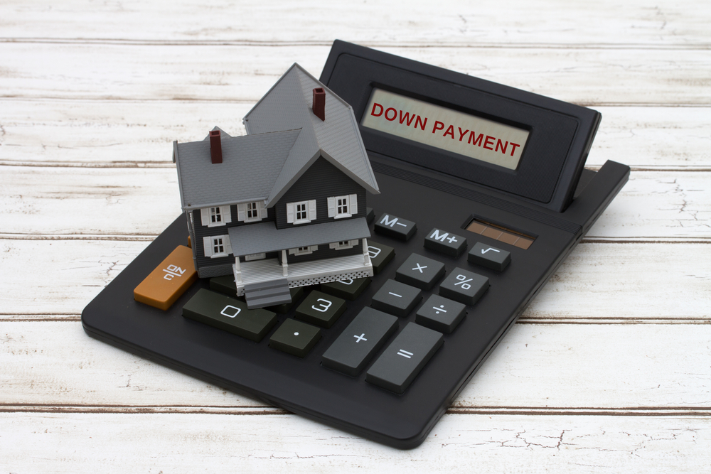 mortgage low down payments